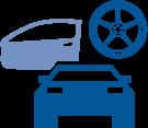 Pièces d'autos similaires, recyclées, réusinées et d'origine neuves
